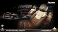 Jok Cadillac ATS Coupe