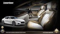 Jok Maserati Quattroporte