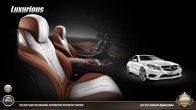 Jok Mercedes-Benz E-Class Coupe