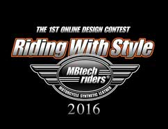 Online Design Contest Riding With Style 2016