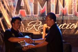 AMMC Bali 2015