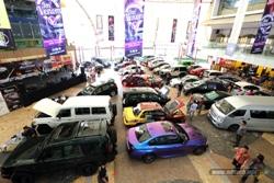 MBtech Auto Combat 2018 Medan
