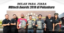 MBtech Awards 2018 Pekanbaru