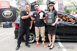 Juara 1 MBtech Awards 2018 Bandung