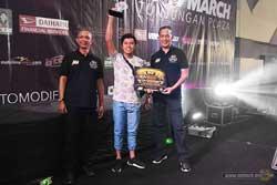 Juara 1 MBtech Awards 2017 Surabaya