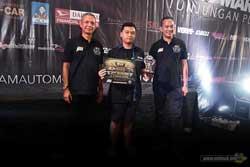 Juara 3 MBtech Awards 2017 Surabaya