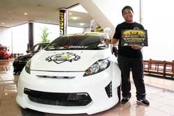 Juara 2 MBtech Awards 2017 Bandung - Ford Fiesta