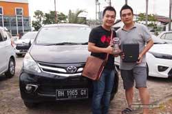 Juara 2 MBtech Awards 2017 Lampung - Toyota Avanza