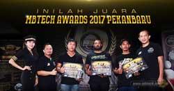 MBtech Awards 2017 Pekanbaru