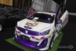 Juara 3 MBtech Awards 2017 Jakarta - Toyota Agya