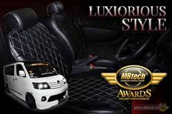 Daihatsu Luxio - Juara 1 MBtech Awards 2017 Kediri