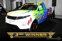 Juara 3 MBtech Awards 2017 IIMS - Toyota Kijang Pickup