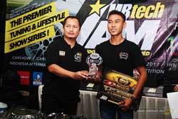 Juara 3 MBtech Awards 2017 Medan - Honda Genio