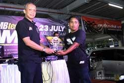 Juara 1 MBtech Awards 2017 Batam - Daihatsu Feroza