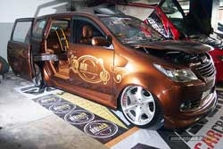 Juara 1 MBtech Awards 2017 Bali - Toyota Avanza