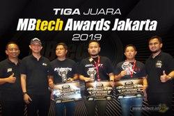 MBtech Awards 2019 Jakarta