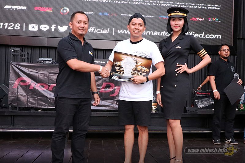 Juara 1 MBtech Awards 2019 Batu