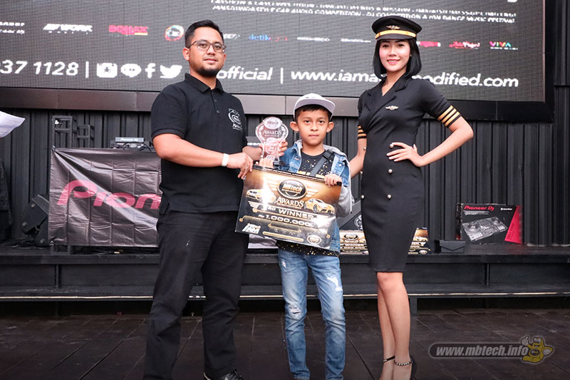 Juara 3 MBtech Awards 2019 Batu