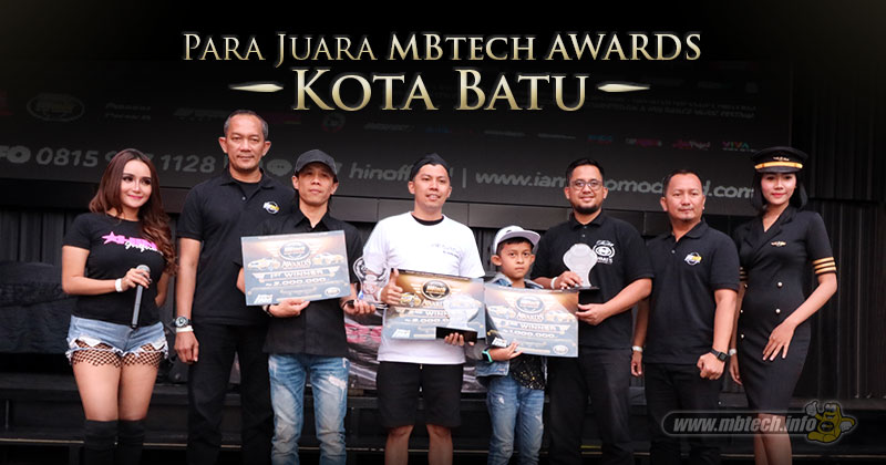 MBtech Awards 2019 Batu