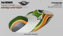 Juara 1 Pemenang Online Design Contest MBtech RWSA 2016
