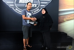 Juara 3 Pemenang Online Design Contest MBtech RWSA 2016