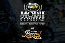 MBtech Modif Contest Parjo 2018