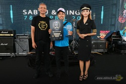 Juara 1 MBtech Riding With Style Awards 2018 Parjo