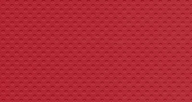 Kulit Sintetis Warna Merah Hip Hop