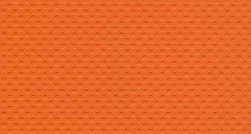 Kulit Sintetis Warna Oranye