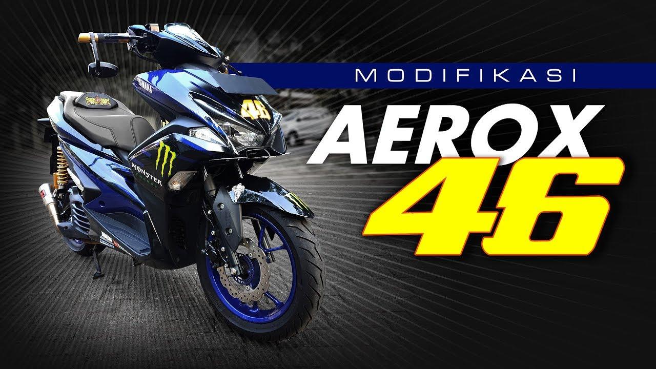 aerox-sporty-modifikasi-harian