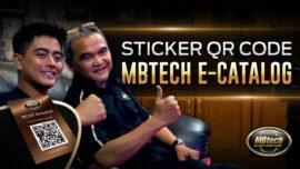 QR-Code MBtech e-Catalog