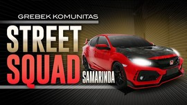 Grebek Komunitas : Street Squad Samarinda