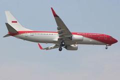 pesawat-indonesia-one-tampil-merah-putih