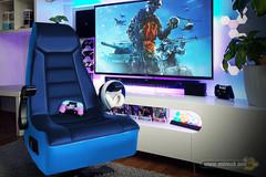 blue-hitech-gaming-chair