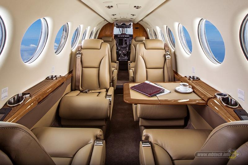 kemewahan-kabin-private-jet